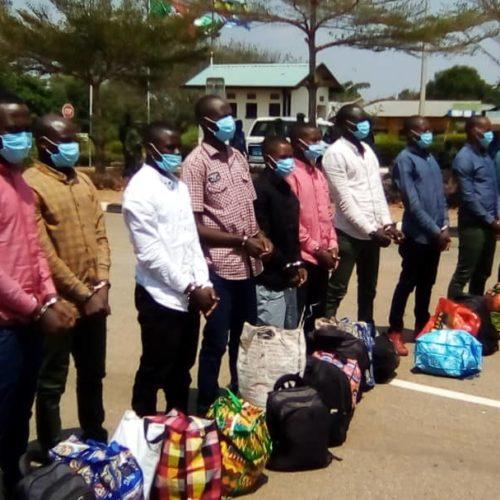 Diplomatie : le Rwanda a remis 19 anciens rebelles au Burundi
