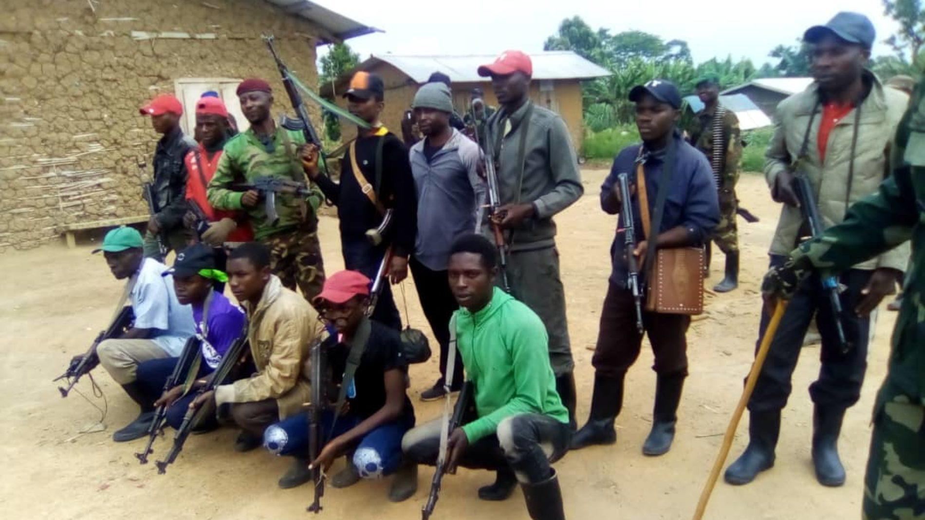 Ituri (RDC) : sept rebelles se sont rendus aux FARDC à Irumu