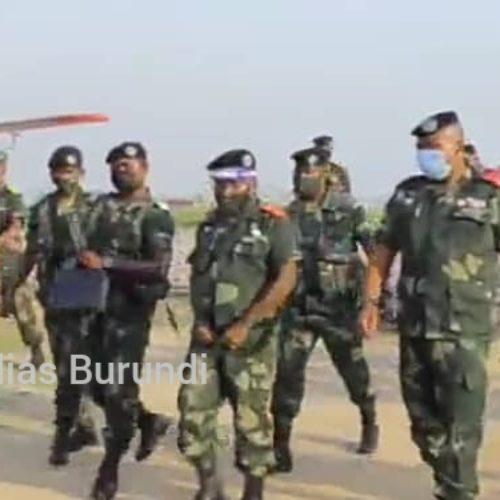 RDC-Beni : 6 militaires, dont 5 officiers supérieurs en détention