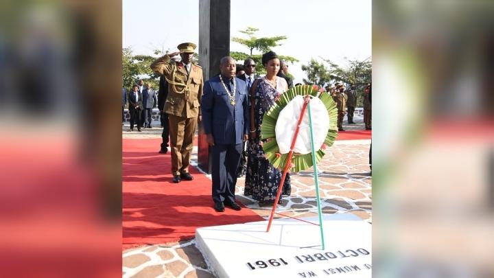 Burundi, rwanda, indépendance, rwagasore, Bujumbura, ndayishimiye