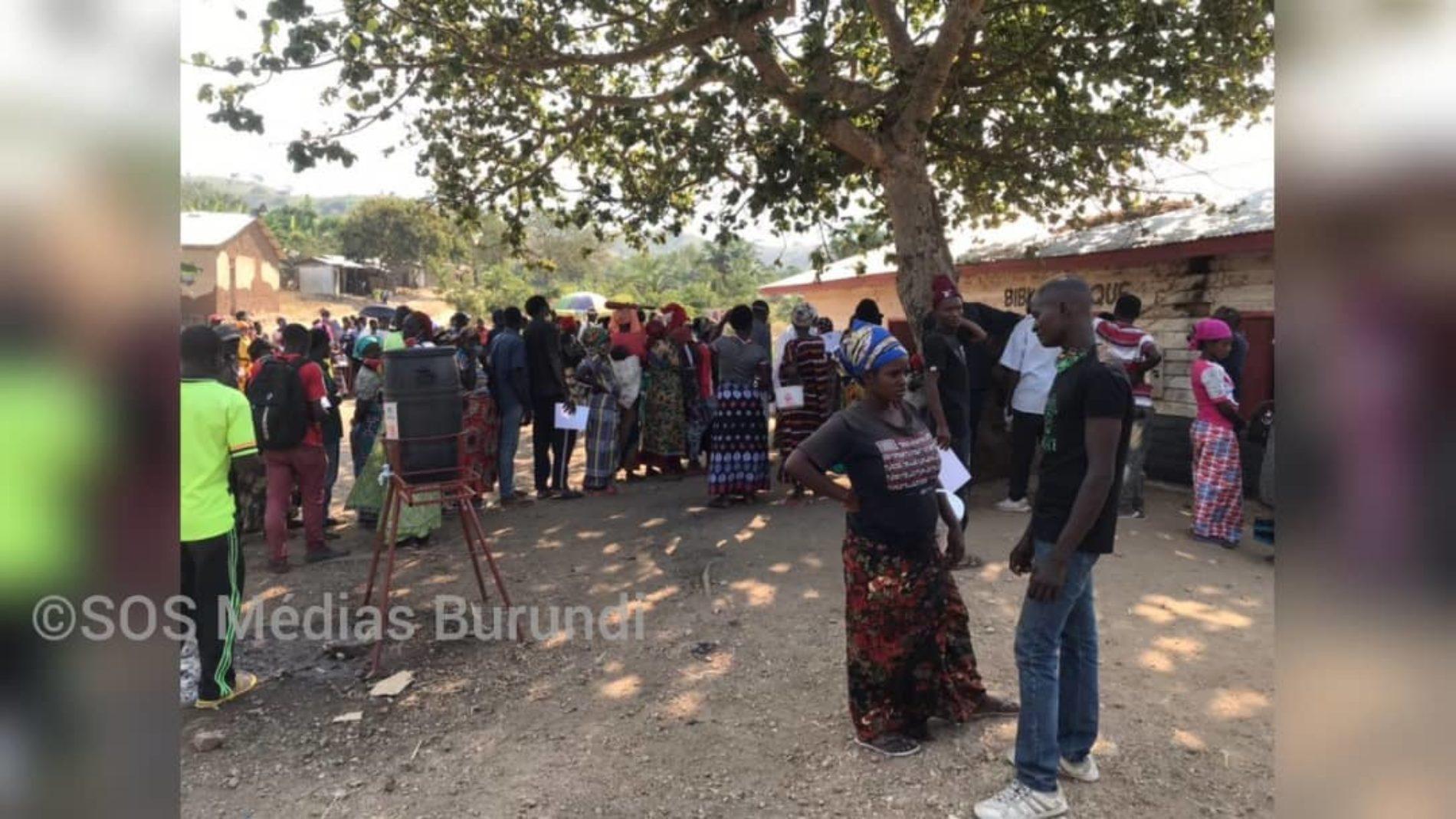 Lusenda (RDC) : grogne de réfugiés qui n'ont pas reçu d'assistance en vivre