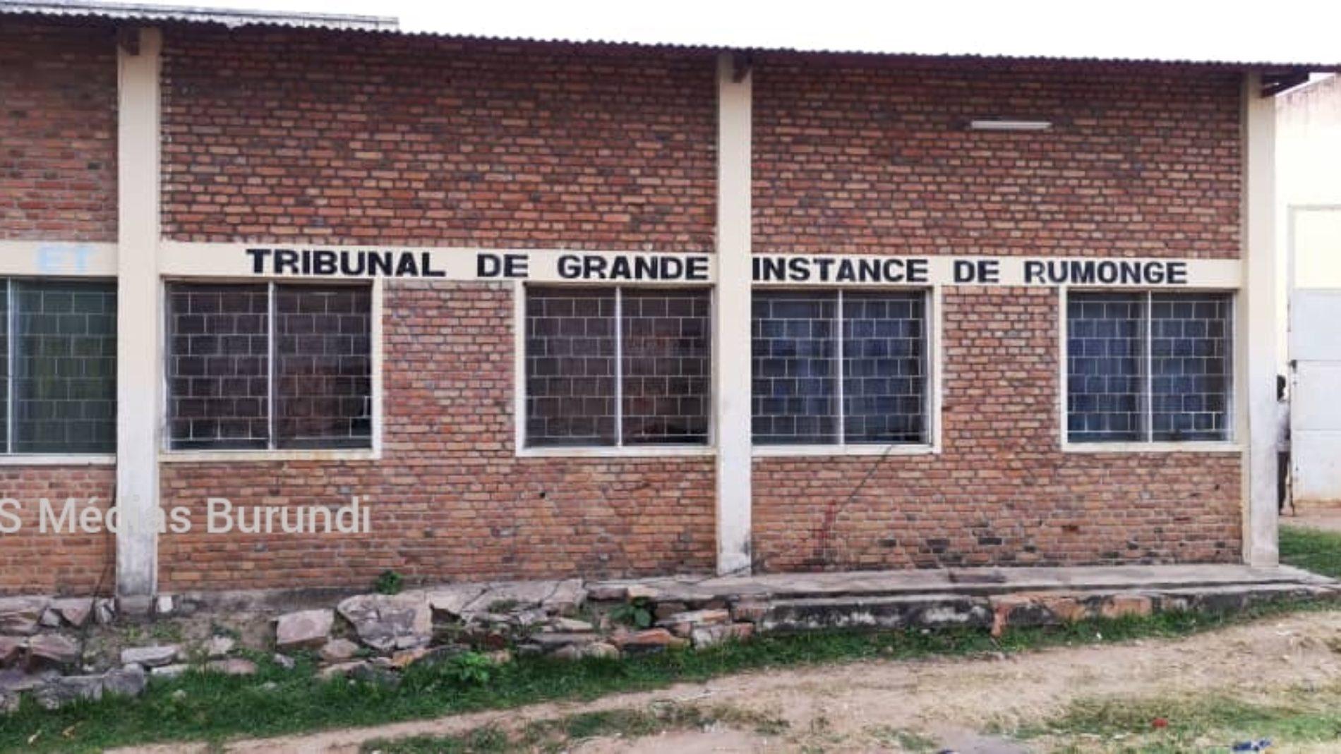 Rumonge : un médecin acquité puis transferé à la prison centrale