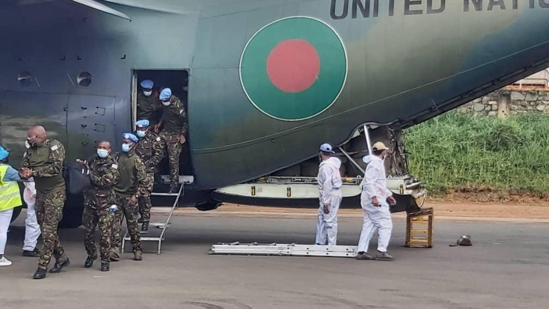 Nord-Kivu (RDC) : des militaires kényans à Beni pour appuyer les FARDC