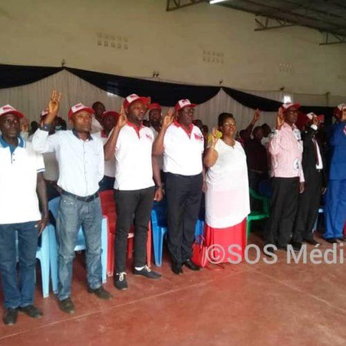 Uprona : le parti de l'indépendance a de nouveaux dirigeants