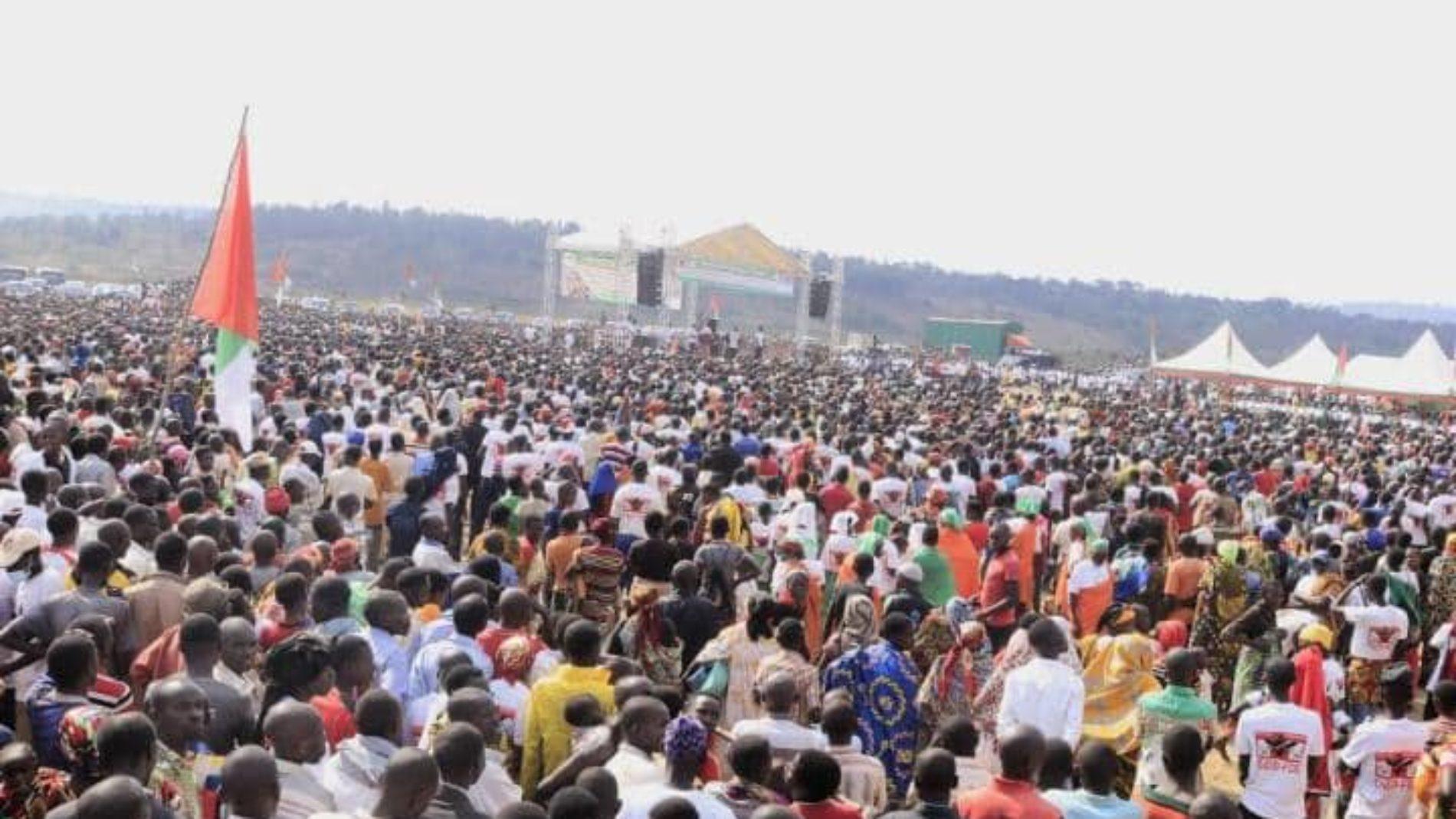 Burundi-Rwanda : le président Ndayishimiye rassure quant au prochain déblocage de la situation