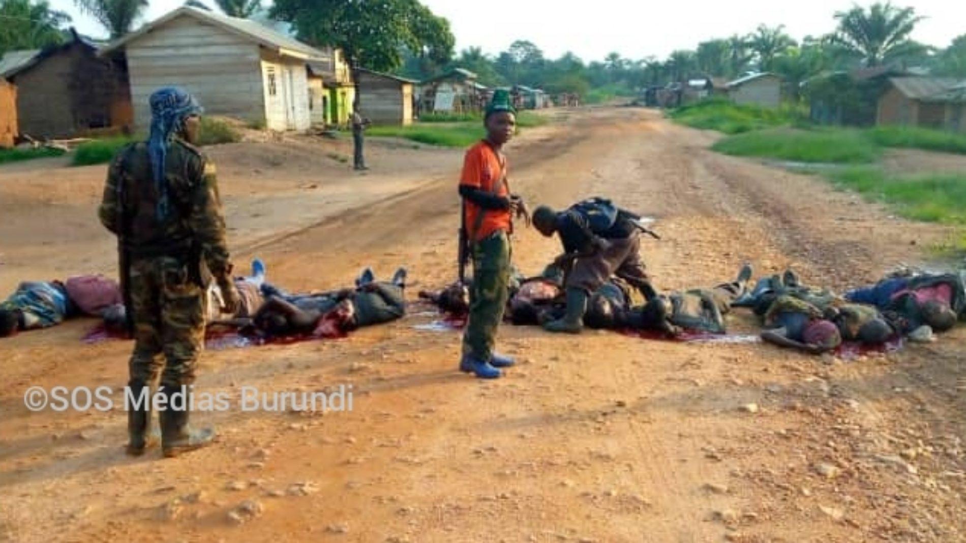RDC-Beni : 15 morts dans deux attaques attribuées aux ADF à Mbingi et Mapasana