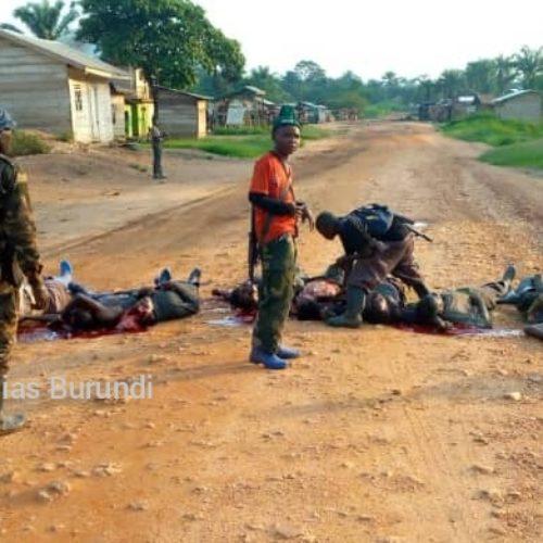Photo de la semaine- RDC-BENI : 15 morts dans deux attaques attribuées aux ADF à Mbingi et Mapasana