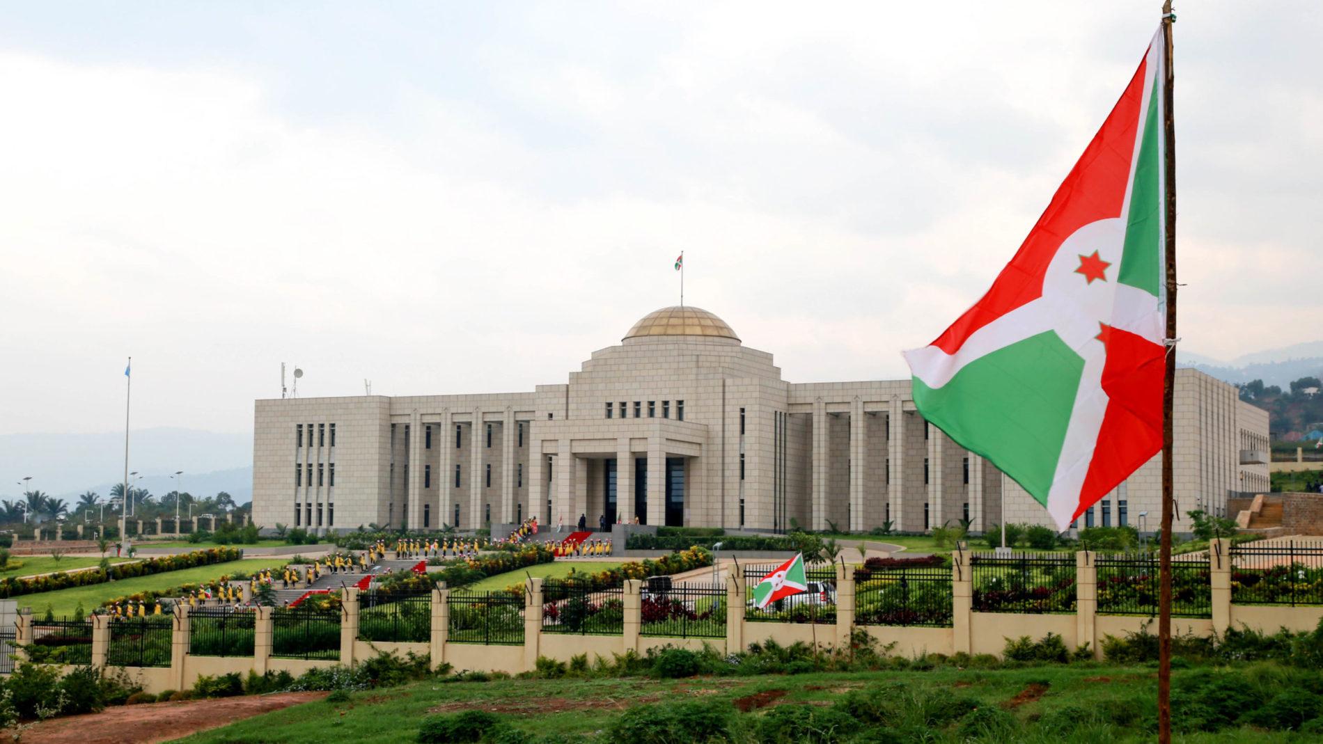 Burundi : huit conseillers à la présidence sanctionnés