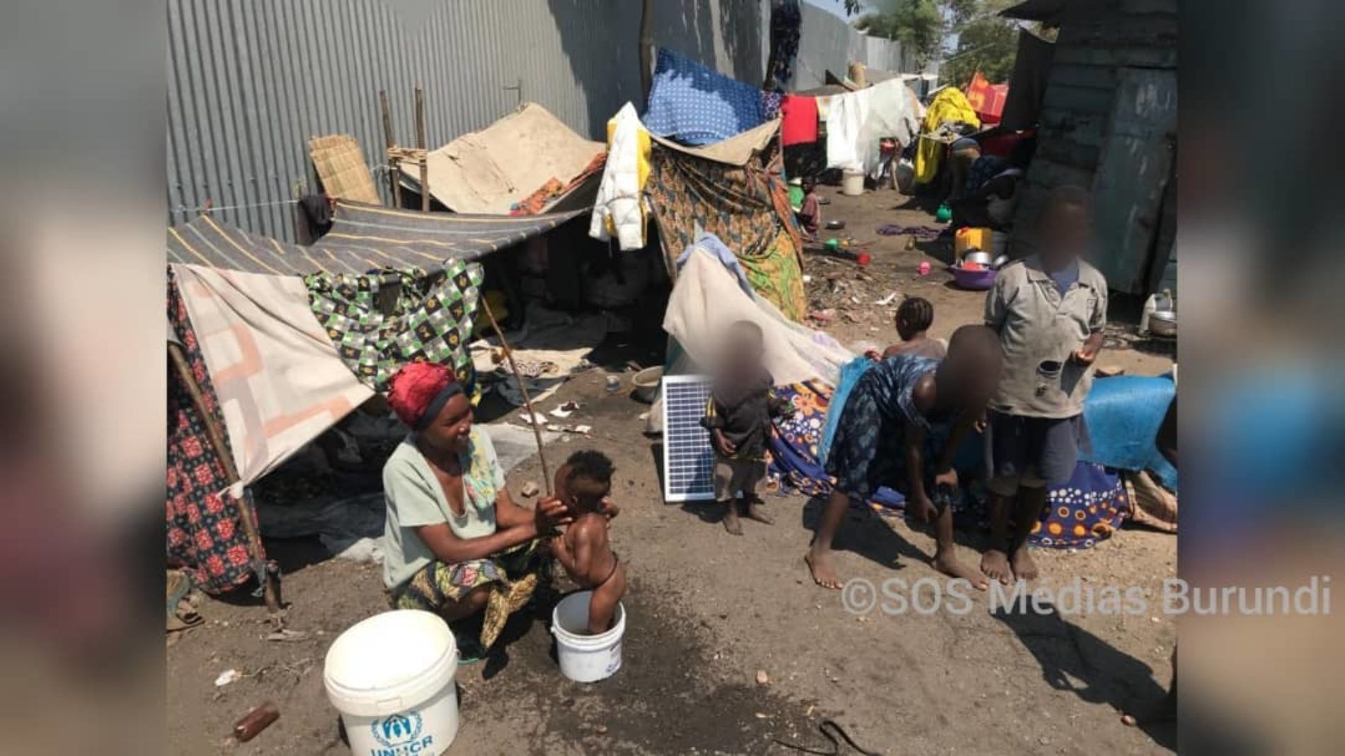 Photo de la semaine – RDC-Burundi : les réfugiés burundais continuent de quitter les camps suite aux mauvaises conditions de vie