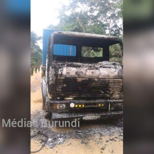 RDC-Ituri : trois véhicules brûlés et 16 maisons incendiées dans une attaque des présumés ADF au village Ndimo