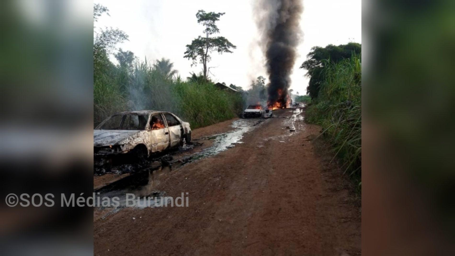 Ituri (RDC) : l'armée décide de convoyer les véhicules sur l'axe routier Komanda-Luna