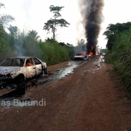 RDC-Ituri : Environ 15 civils tués dans une attaque rebelle des ADF