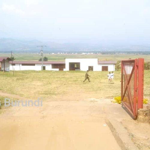 Bubanza : le président de la République annule un contrat de location d'un terrain de la ferme de Randa