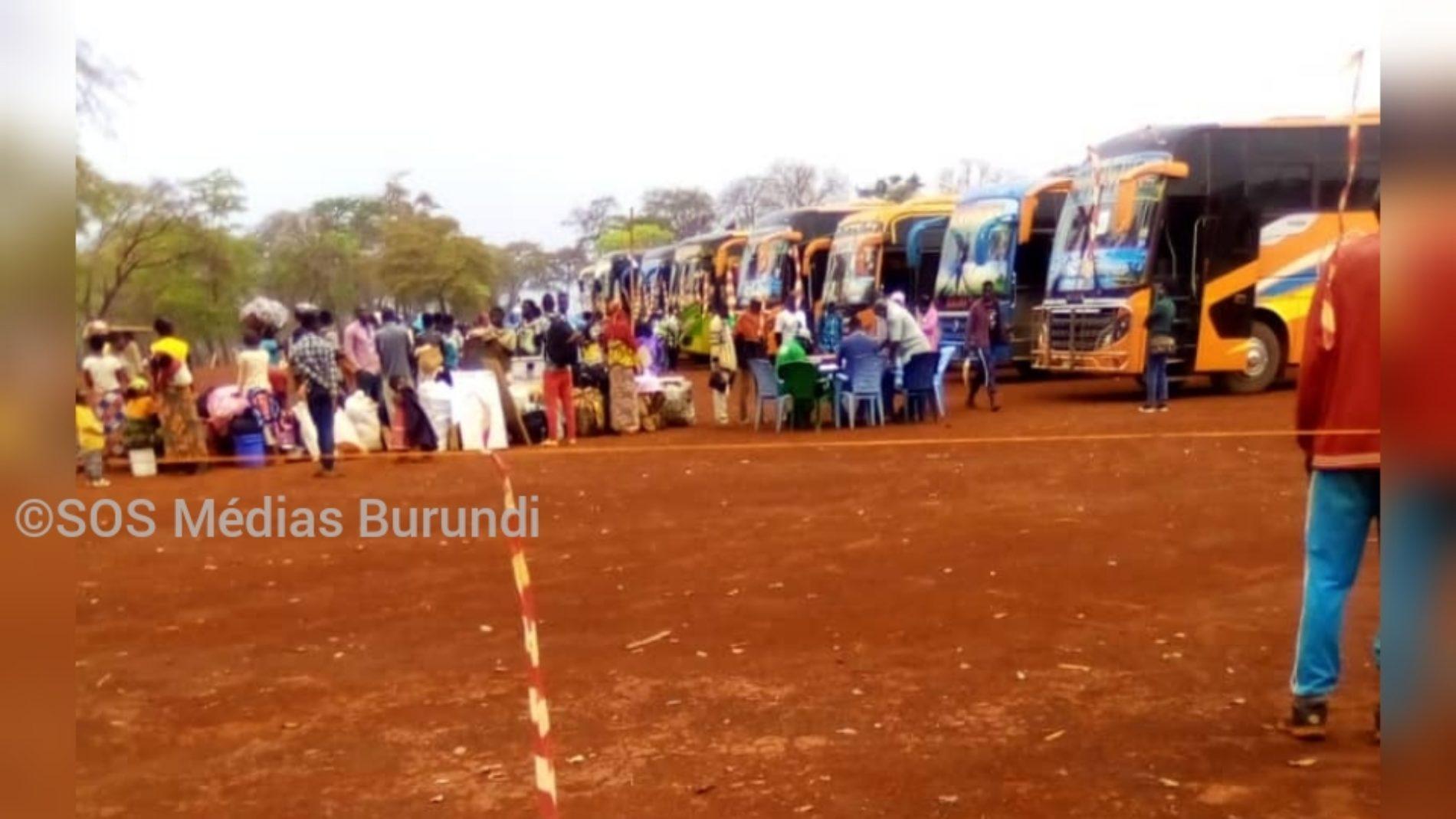 Mtendeli (Tanzanie) : reprise du transfert de réfugiés burundais vers Nduta