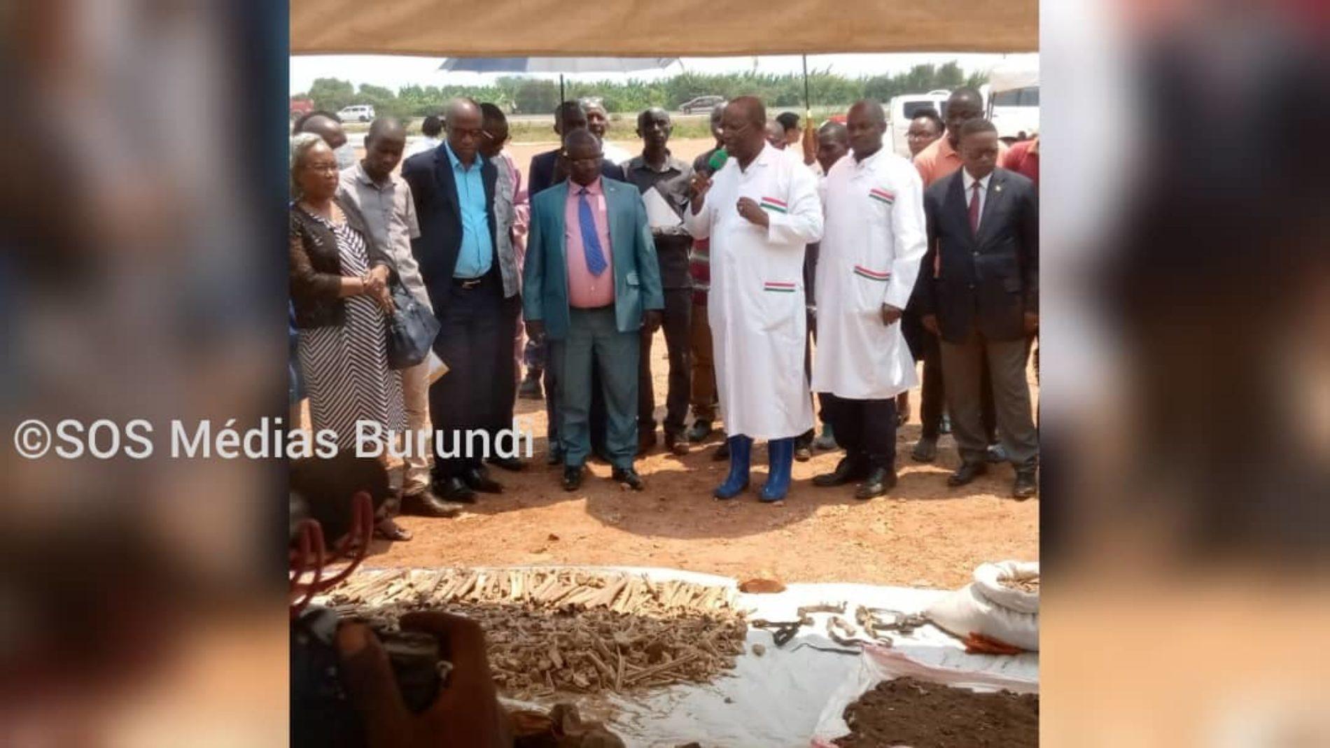 Burundi : la CVR appelle aux présumés coupables des différents massacres de demander pardon