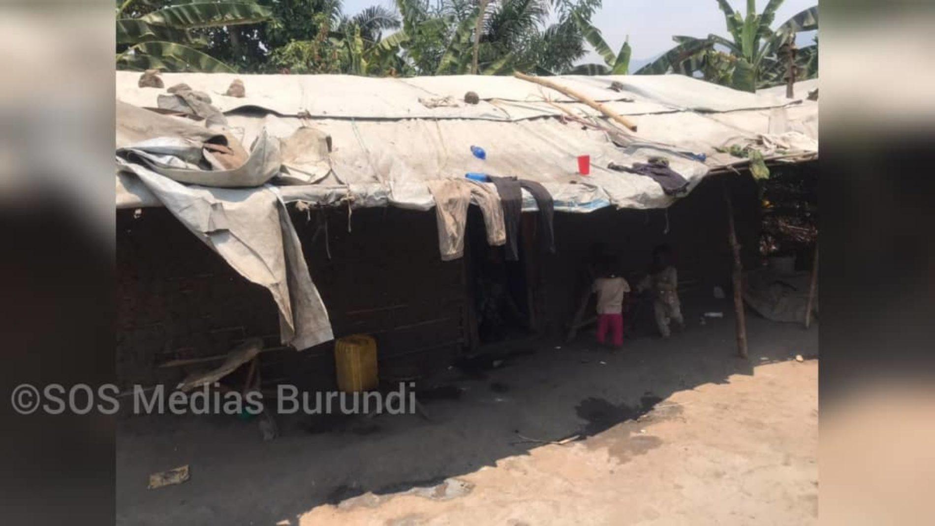 Lusenda : des réfugiés burundais demandent au HCR de les approvisionner en tentes