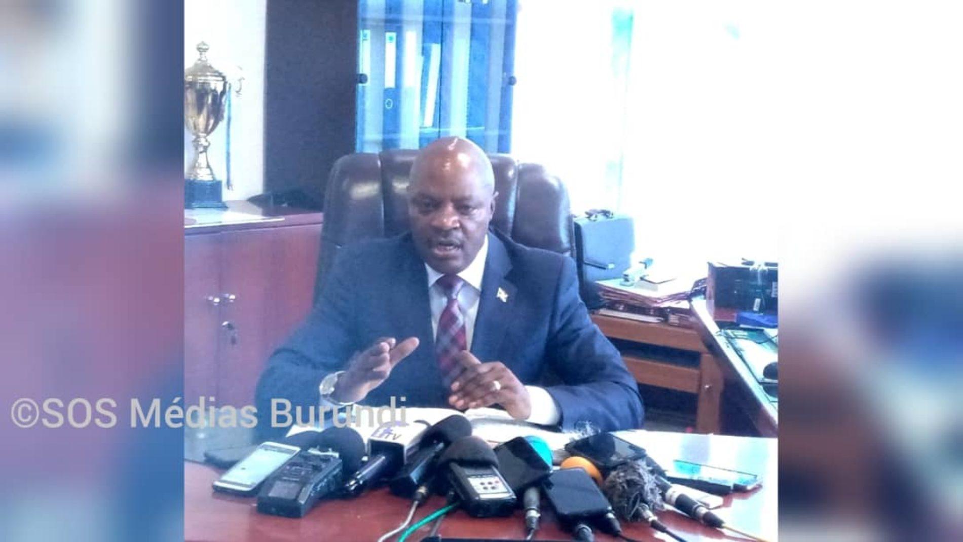 Covid-19 : la mairie de Bujumbura impose une amende de 100.000 Fbu pour la non observation des mesures barrières
