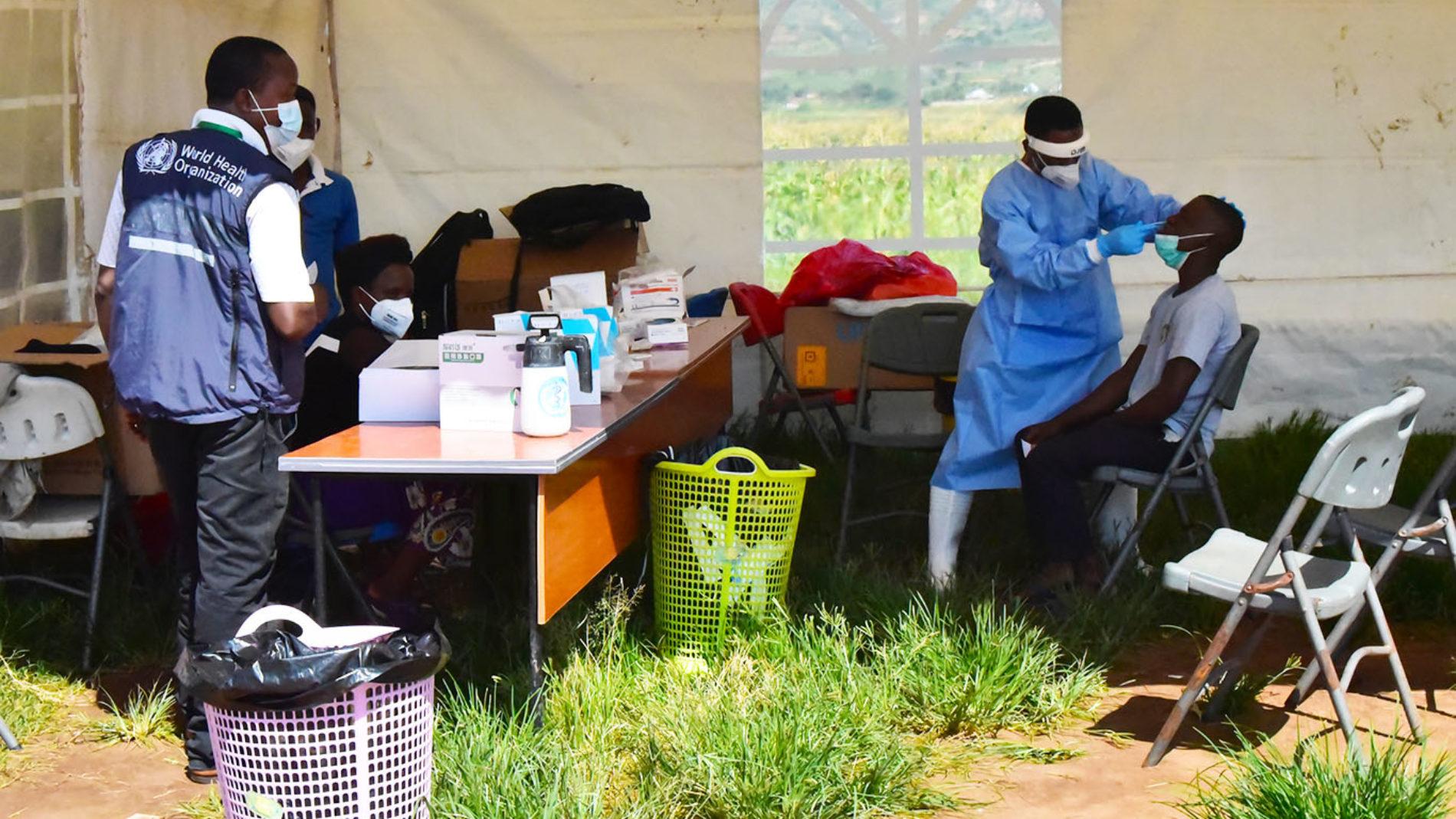 Bujumbura-Covid-19 : le centre national de traitement du Covid-19 débordé