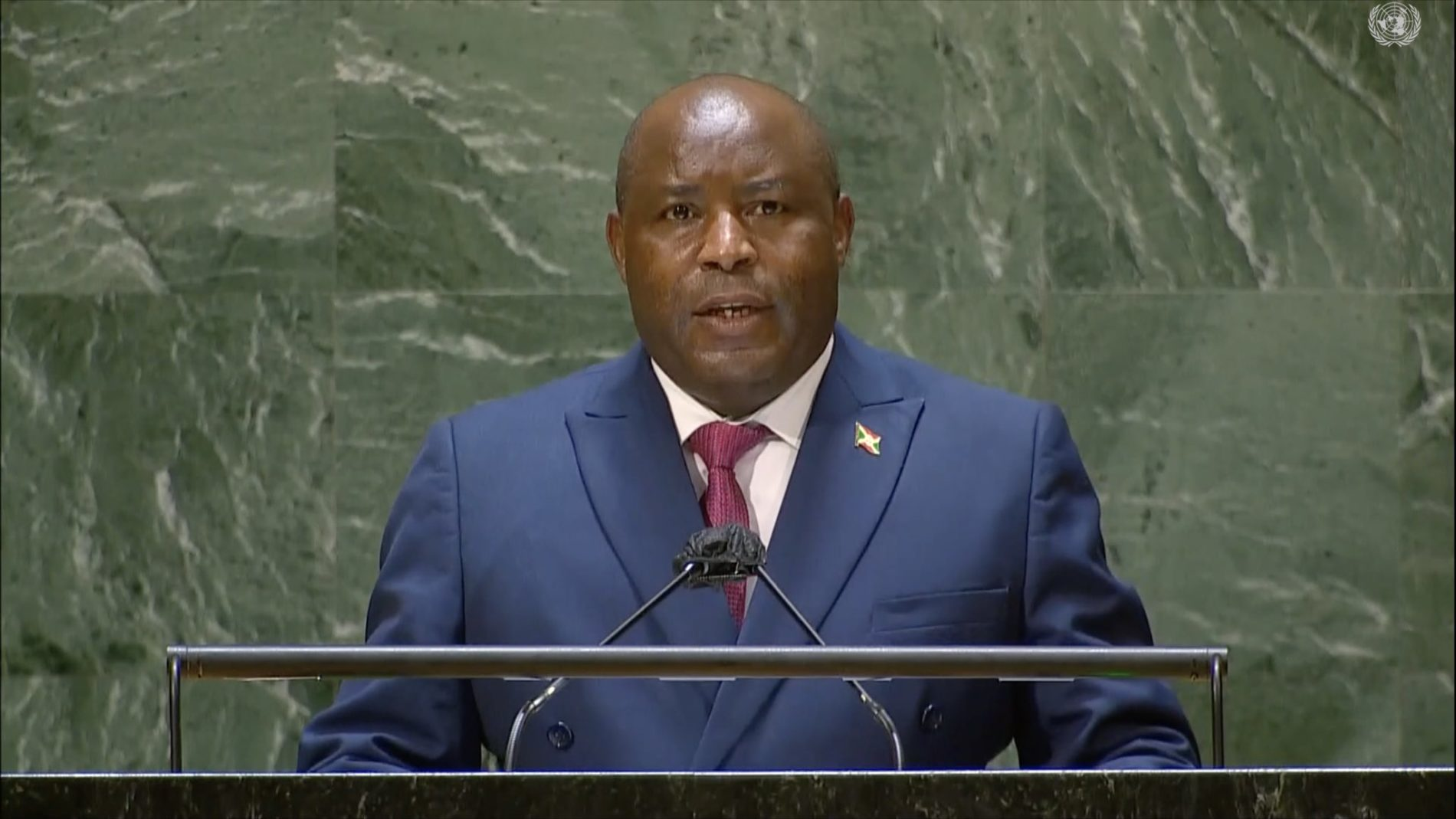 Burundi : le président Ndayishimiye fustige la commission Diène