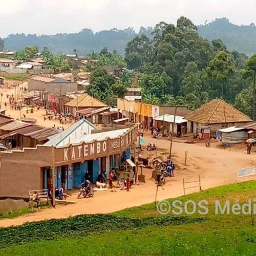 Beni (RDC) : une attaque d'hommes armés fait 9 morts dans la chefferie de Bashu