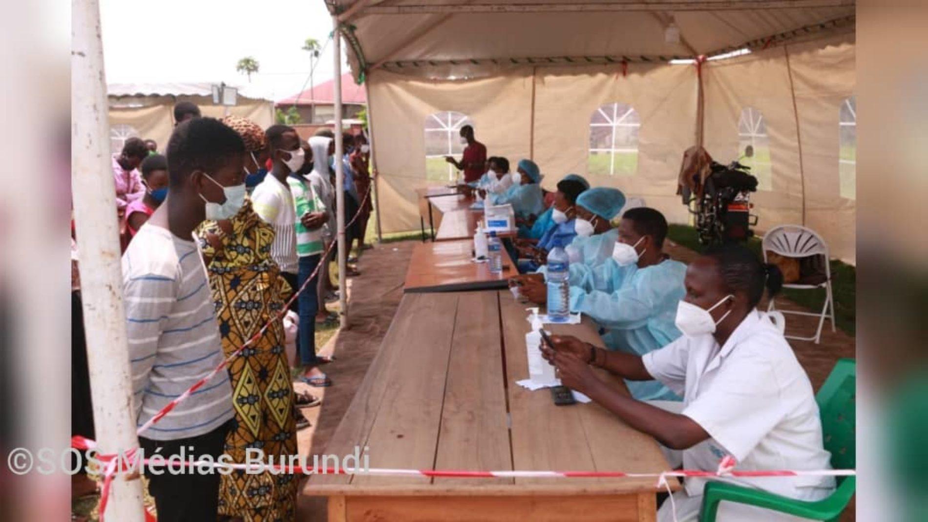 Burundi-Covid-19 : le ministère en charge de la santé donne une situation épidémiologique jugée irréelle