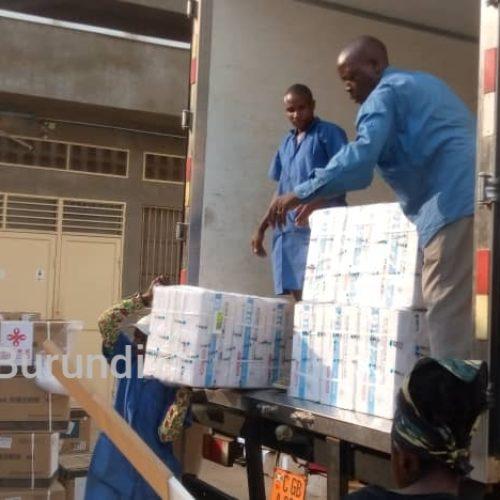 Covid-19 : le Burundi a reçu les premières doses