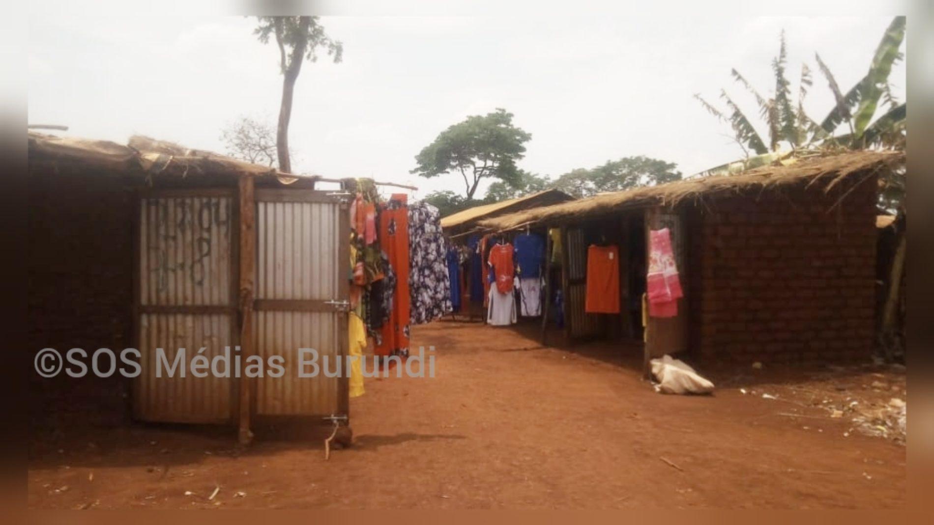 Nyarugusu (Tanzanie) : le commerce a repris timidement dans le camp des réfugiés