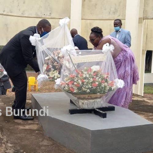Photo de la semaine- Burundi : les parents d'élèves tués à Kibimba réclament toujours justice,28 ans après