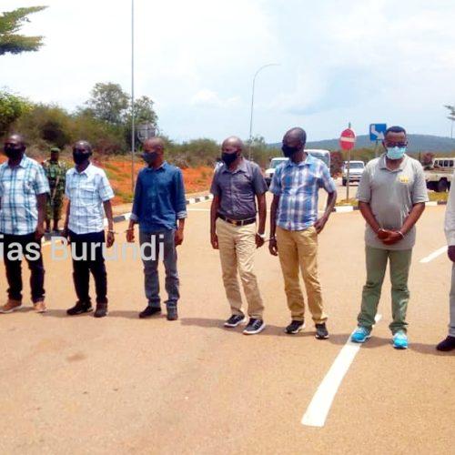Burundi-Rwanda : le Burundi a remis 11 rebelles au Rwanda