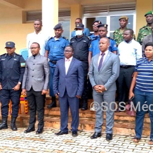 Burundi-Rwanda : rencontre des gouverneurs de Cibitoke et de l'ouest