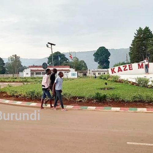 Ruyigi : trois Imbonerakure en détention