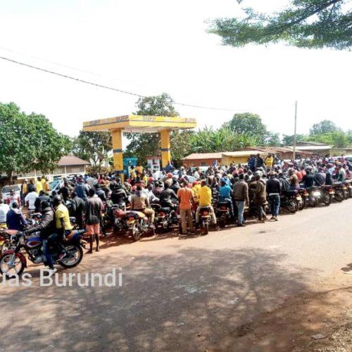 Kirundo-Ngozi-Muyinga : le carburant devient de plus en plus une denrée très rare