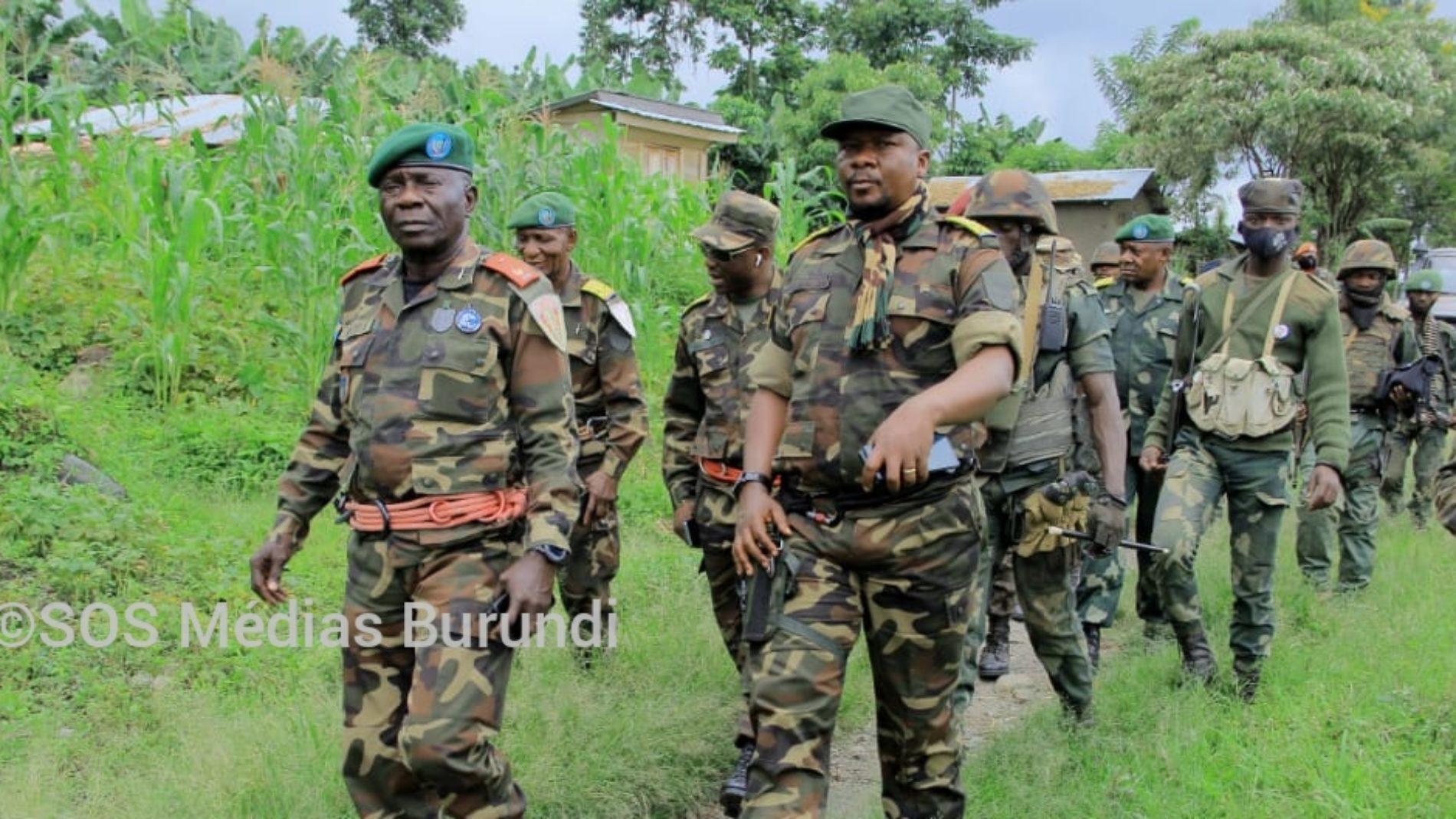 RDC-Beni : quatre miliciens ADF tués par l'armée à Beni